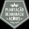 Logo Plantação de Ananás dos Açores Branco e cinza